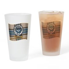 Hannay Clan Drinking Glass