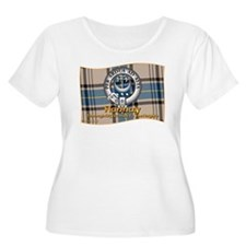 Hannay Clan Plus Size T-Shirt
