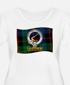 Guthrie Clan Plus Size T-Shirt