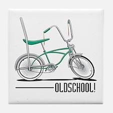 Oldschool Bananas!! Tile Coaster