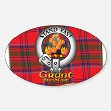 Grant Clan Decal