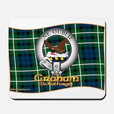 Graham Clan Mousepad