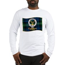 Gordon Clan Long Sleeve T-Shirt