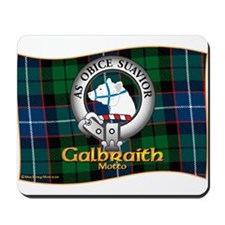 Galbraith Clan Mousepad
