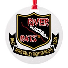River Rats Ornament