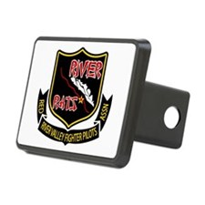 River Rats Hitch Cover