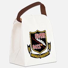 River Rats Canvas Lunch Bag