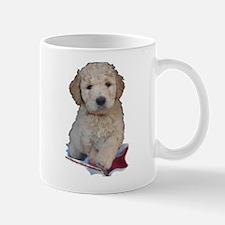 Cute Labradoodle puppy Mug