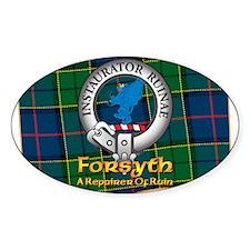 Forsyth Clan Decal