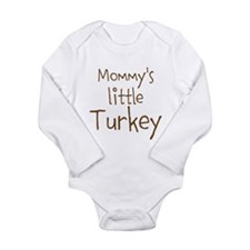 Mommys little Turkey Body Suit