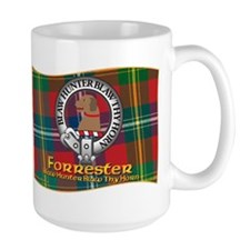 Forrester Clan Mugs