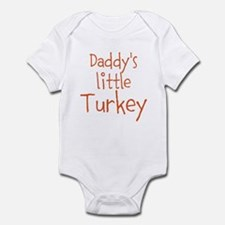 Daddys little Turkey Body Suit