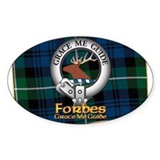 Forbes Clan Decal