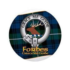 """Forbes Clan 3.5"""" Button"""