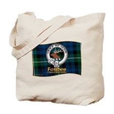 Forbes Clan Tote Bag
