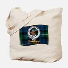 Forbes Clan Tote Bag