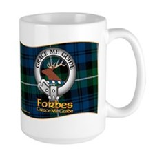 Forbes Clan Mugs