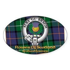 Flower of Scotland Decal