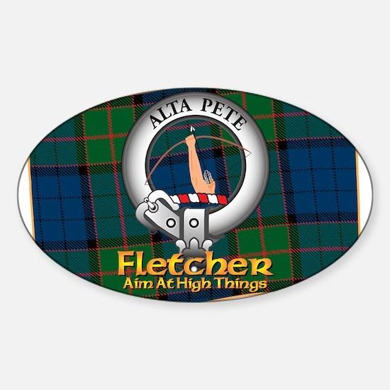 Fletcher Clan Decal