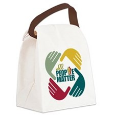 Social Work Month 2014 Canvas Lunch Bag