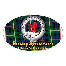 Farquharson Clan Decal