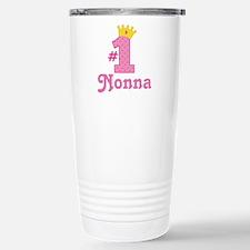 Nonna (Number One) Travel Mug
