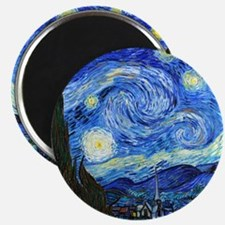 Van Gogh - Starry Night Magnets