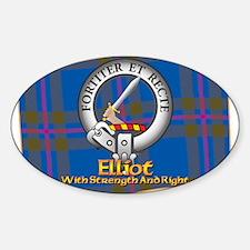 Elliott Clan Decal