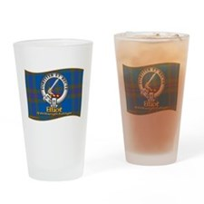 Elliott Clan Drinking Glass