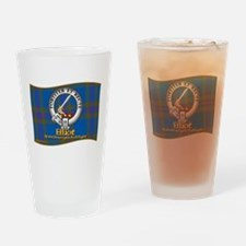 Elliott Clan Drinking Glass