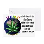Hemp Planet Greeting Cards (Pk of 10)