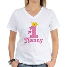 Nanny (Number One) Shirt