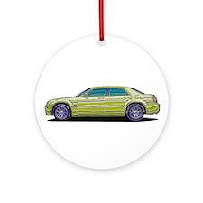 2006 Chrysler 300 Ornament (Round)