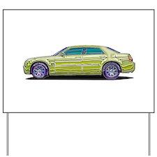 2006 Chrysler 300 Yard Sign