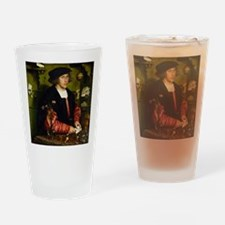 Hans Holbein - Georg Gisze Drinking Glass