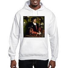 Hans Holbein - Georg Gisze Hoodie