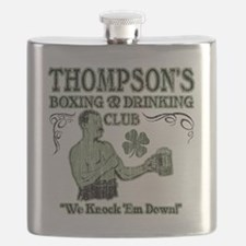 thompsons club Flask
