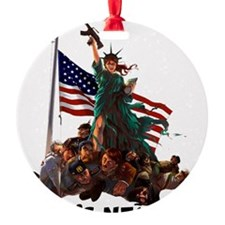 Who's Next? 'MURICA Ornament