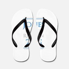 Personalizable Family Reunion Flip Flops