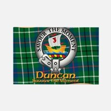 Duncan Clan Magnets