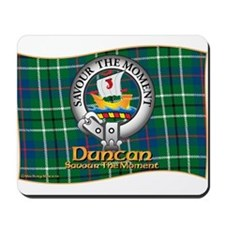 Duncan Clan Mousepad