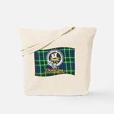 Duncan Clan Tote Bag
