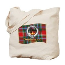 Drummond Clan Tote Bag