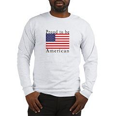 United States Long Sleeve T-Shirt