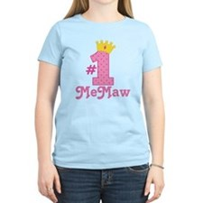 MeMaw (Number One) T-Shirt