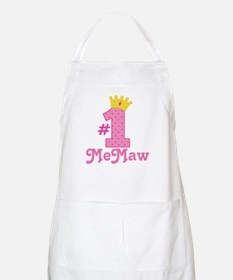 MeMaw (Number One) Apron