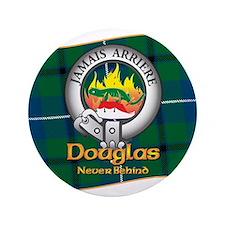 """Douglas Clan 3.5"""" Button"""