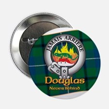 "Douglas Clan 2.25"" Button"