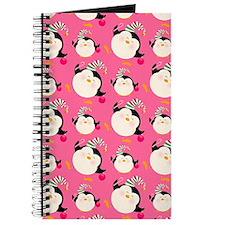 Christmas Penguins Journal