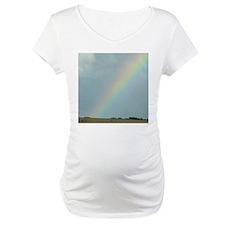 Rainbow over a Field Somewhere Shirt